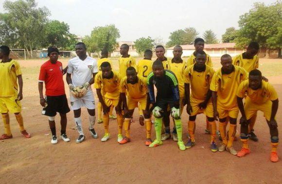 volontariat football togo