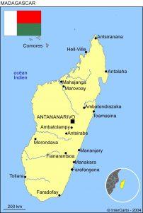 Mission humanitaire et volontariat humanitaire à Madagascar