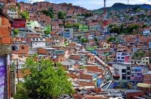 mission humanitaire en colombie