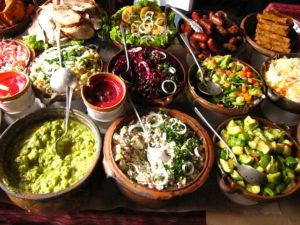 mission humanitaire au Guatemala cuisine