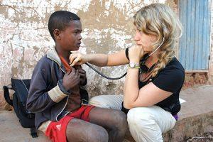 Volontariat humanitaire santé