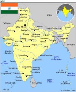 mission de volontariat humanitaire en inde