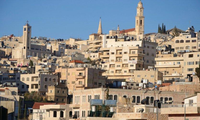 mission de volontariat humanitaire en palestine bethleem