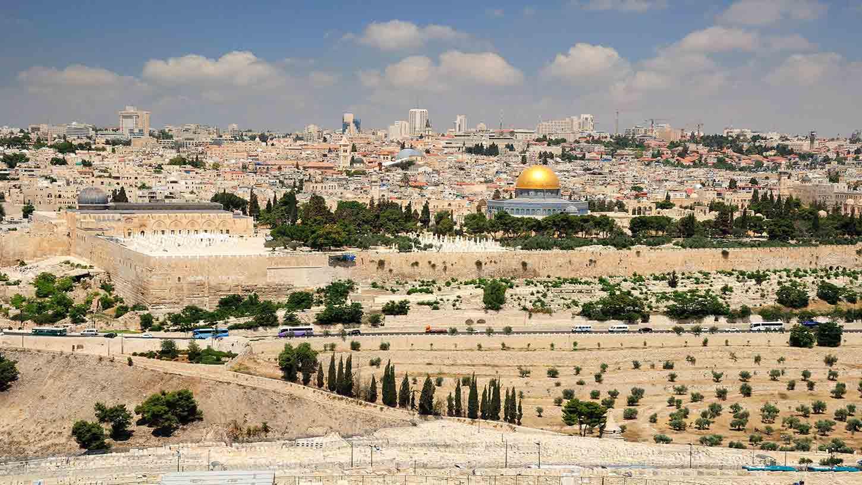 mission de volontariat humanitaire en palestine jerusalem