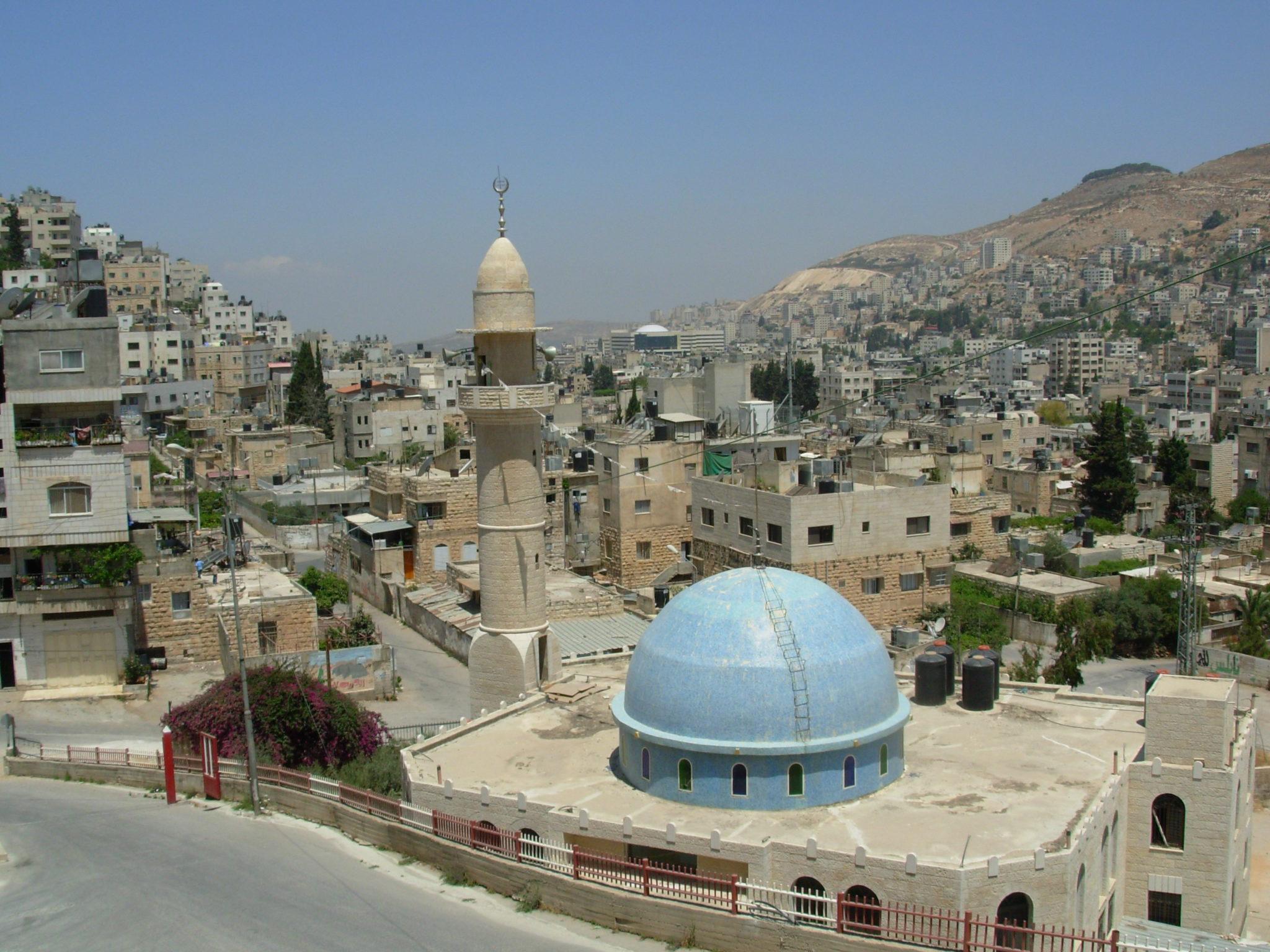 mission de volontariat humanitaire en palestine naplouse