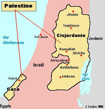 mission de volontariat humanitaire en palestine