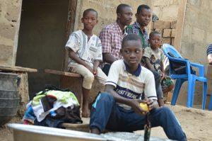 situation humanitaire au ghana