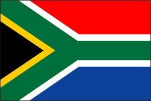 Volontariat humanitaire en afrique du sud et mission humanitaire drapeau