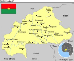 mission de volontariat humanitaire au burkina Faso
