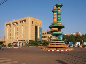 mission humanitaire à Ouagadougou