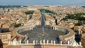 mission volontariat au vatican