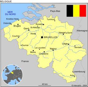 volontariat en belgique