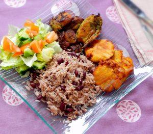 mission humanitaire et volontariat humanitaire à haiti nourriture
