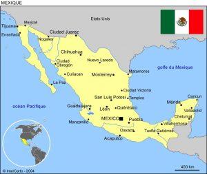 mission humanitaire et volontariat humanitaire au mexique drapeau