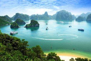 mission humanitaire et volontariat humanitaire au vietnam la baie de ha long