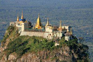 mission humanitaire et volontariat humanitaire en birmanie mont popa