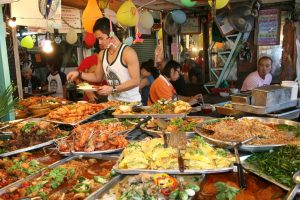 mission humanitaire et volontariat humanitaire en thailande cuisine